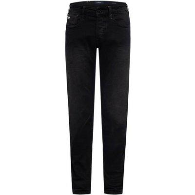 Scotch & Soda Jeans Ralston Regular Slim Fit schwarz