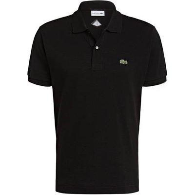 LACOSTE Lacoste Piqué-Poloshirt Classic Fit schwarz