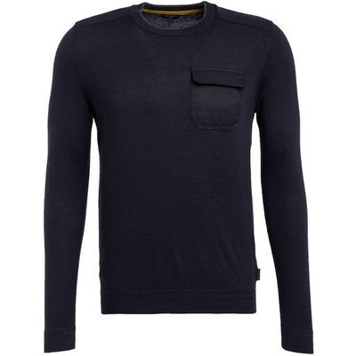 Ted Baker Pullover Saysay blau