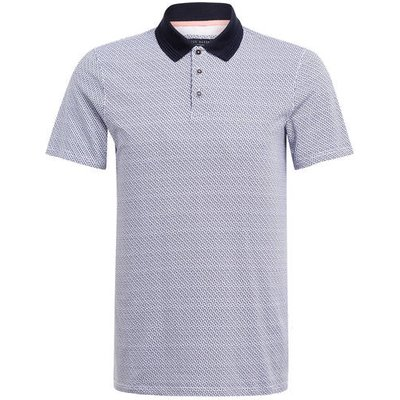 Ted Baker Jersey-Poloshirt Tranopo blau
