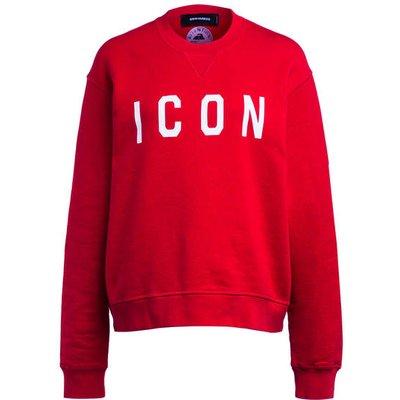 DSQUARED2 dsquared2 Sweatshirt Icon rot
