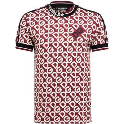 DOLCE & GABBANA Dolce&Gabbana T-Shirt rot