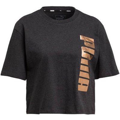 Puma T-Shirt Holiday Pack grau
