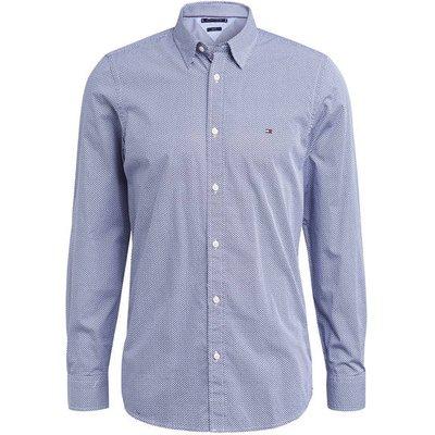 Tommy Hilfiger Hemd Slim Fit blau