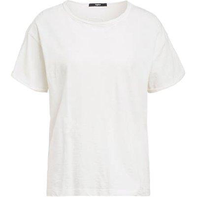 Tigha T-Shirt Rodeo Champ weiss