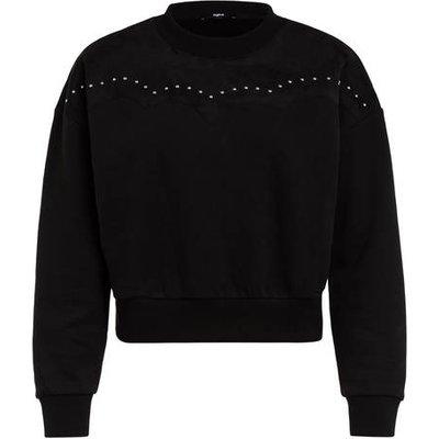 Tigha Sweatshirt Ellie schwarz