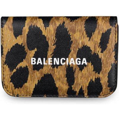 Balenciaga Geldbörse beige