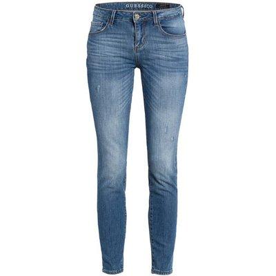 Guess Skinny Jeans Annette blau