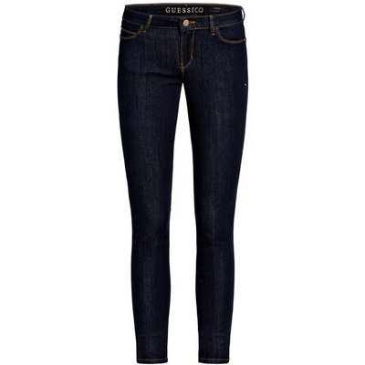 Guess Skinny Jeans Curve X blau