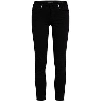 Guess Skinny Jeans Curve X schwarz
