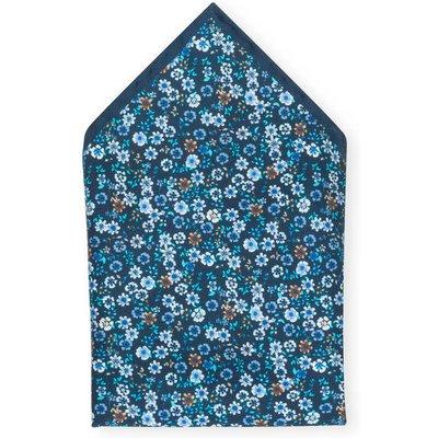 Olymp Einstecktuch blau
