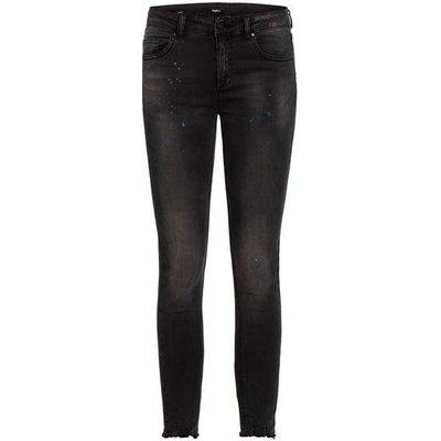 Tigha Destroyed Jeans Ania grau