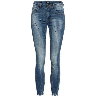 Tigha Destroyed Jeans Ania blau