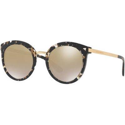 DOLCE & GABBANA Dolce&Gabbana Sonnenbrille Dg 4268 schwarz
