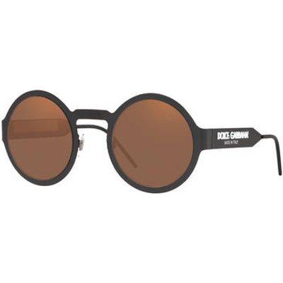 DOLCE & GABBANA Dolce&Gabbana Sonnenbrille dg2234 schwarz