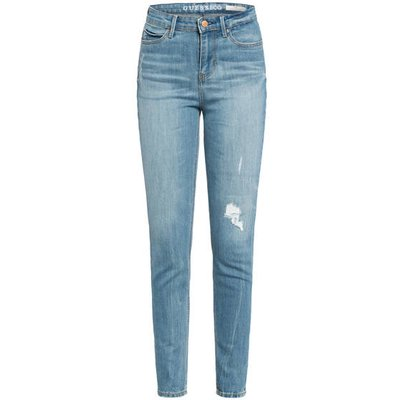 Guess Destroyed Jeans 1981 blau