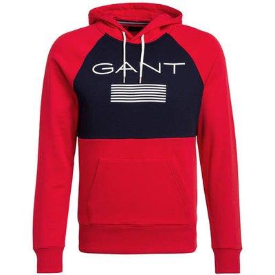 Gant Hoodie rot