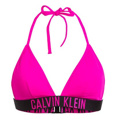 Calvin Klein Triangel-Bikini-Top Intense Power pink | CALVIN KLEIN SALE