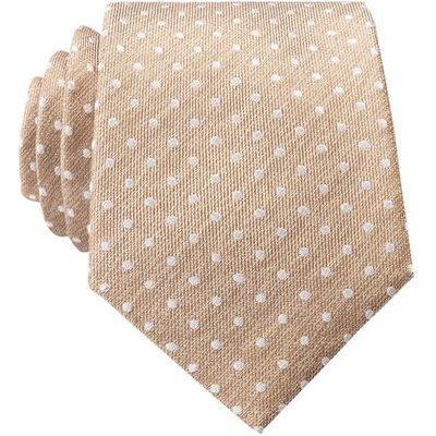 Pierre Cardin Krawatte beige