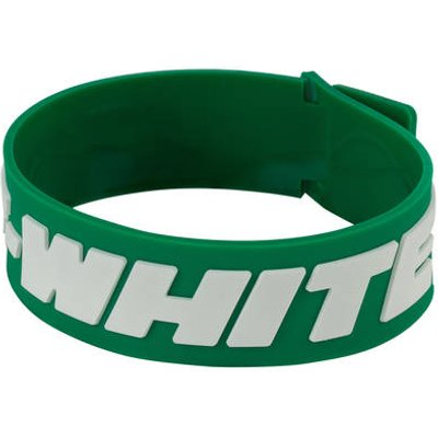 Off-White Armband 2.0 Industrial gruen