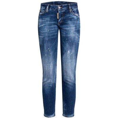 dsquared2 7/8-Jeans blau