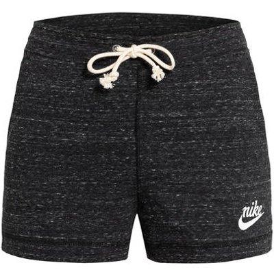 Nike Sweatshorts Sportswear Gym Vintage schwarz | NIKE SALE
