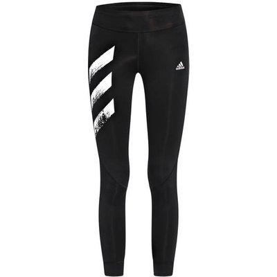 Adidas 7/8-Tights Own The Run Mit Mesh-Einsätzen schwarz
