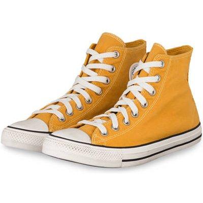 Converse Hightop-Sneaker Chuck Taylor All Star High gelb