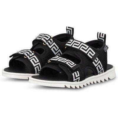 Versace Sandalen schwarz