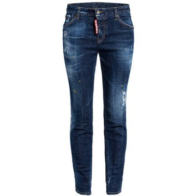 dsquared2 7/8-Jeans Cool Girl blau