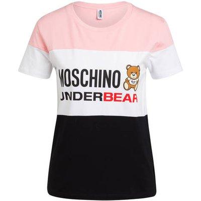 Moschino Lounge-Shirt orange