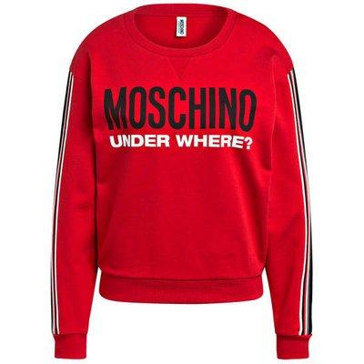 Moschino Lounge-Shirt rot