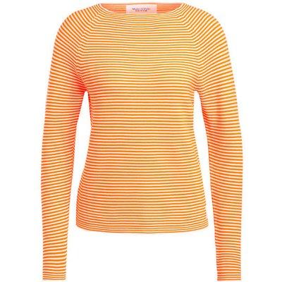 Marc O'polo Denim Pullover Mit 3/4-Arm orange