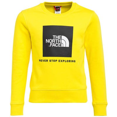 The North Face Sweatshirt gelb