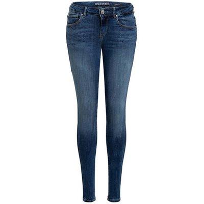 Guess Jeans Skinny Fit blau