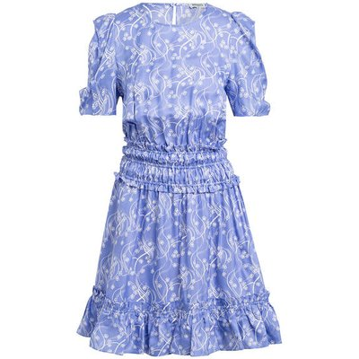 Kenzo Kleid violett