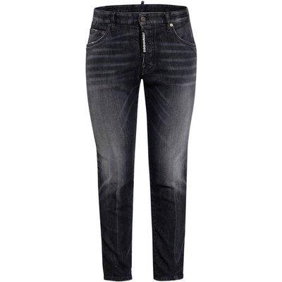 dsquared2 Jeans Skater Extra Slim Fit schwarz