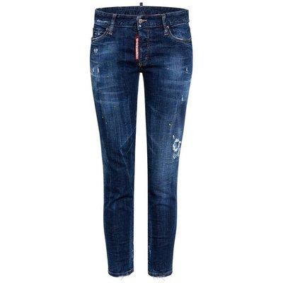 dsquared2 Destroyed Jeans Jennifer blau