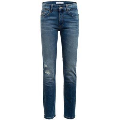 Calvin Klein Jeans Slim Fit blau