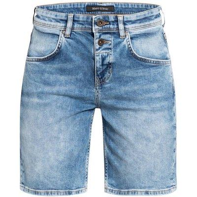 Marc O'polo Jeans-Shorts blau