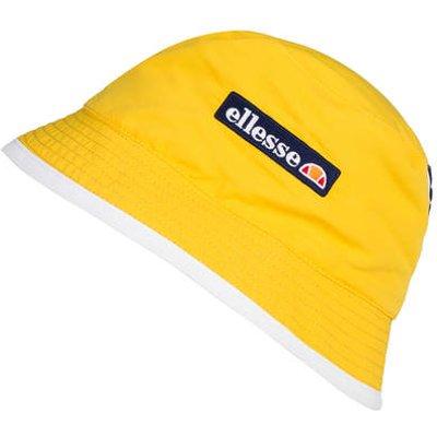 Ellesse Bucket-Hat Zum Wenden gelb