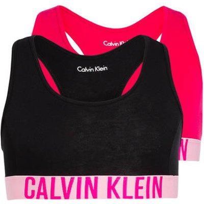 Calvin Klein 2er-Pack Bustiers Intense Power pink