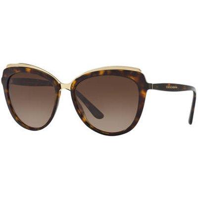 DOLCE & GABBANA Dolce&Gabbana Sonnenbrille Dg 4304 braun | DOLCE & GABBANA SALE