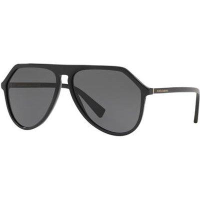 DOLCE & GABBANA Dolce&Gabbana Sonnenbrille Dg 4341 schwarz