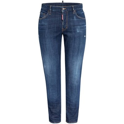 dsquared2 Jeans Thedoublef Extra Slim Fit blau | DSQUARED2 SALE
