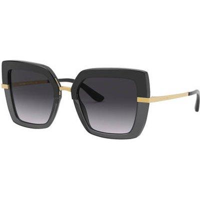 DOLCE & GABBANA Dolce&Gabbana Sonnenbrille Dg 4373 schwarz