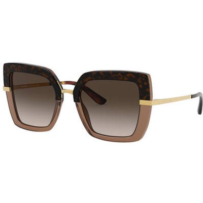 DOLCE & GABBANA Dolce&Gabbana Sonnenbrille Dg 4373 braun
