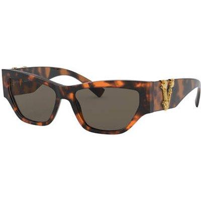 Versace Sonnenbrille ve4383 braun