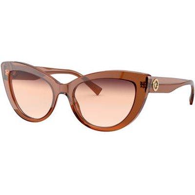 Versace Sonnenbrille ve4388 braun | VERSACE SALE