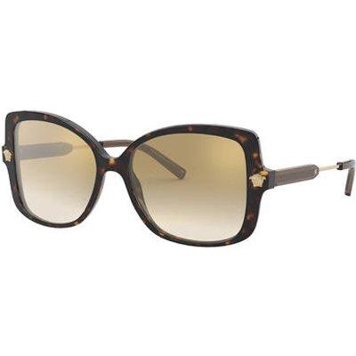 Versace Sonnenbrille ve4390 braun